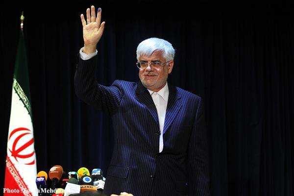 انتخابات ریاست جمهوری؛ معرفی محمد رضا عارف
